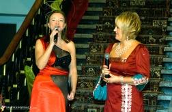 Występ Eleny Egorovej na Diamentowym Balu